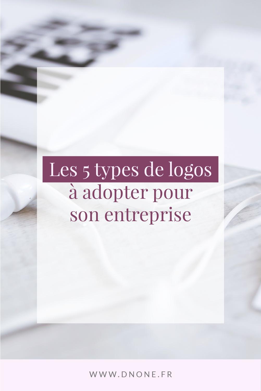 Épingle Pinterest Les 5 types de logos à adopter pour son entreprise