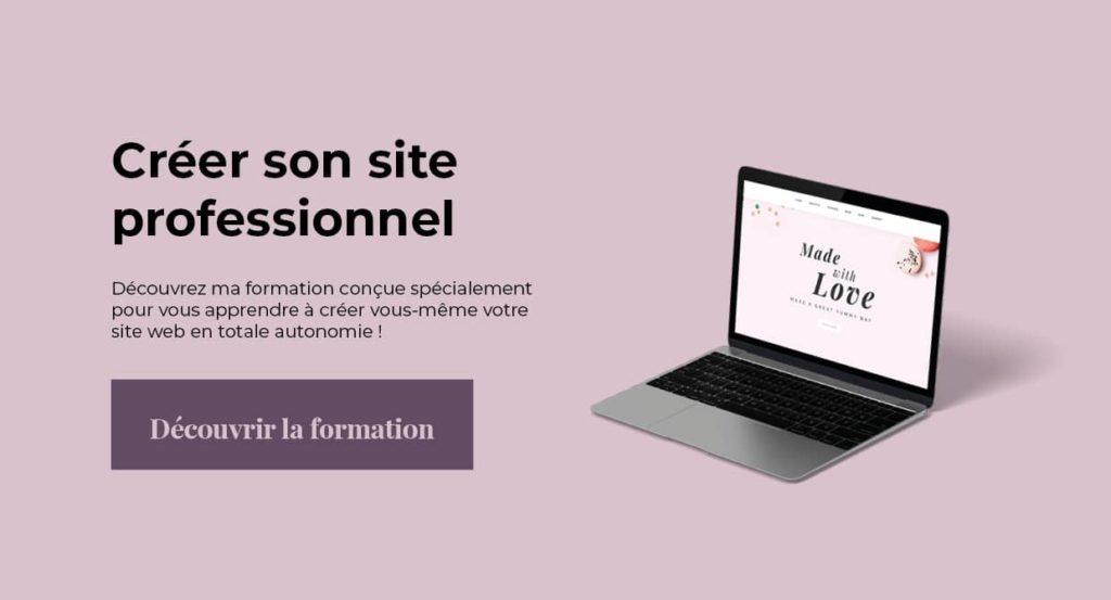 Promotion formation en ligne